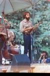 John Reischman with his Gibson Lloyd Loar F-5 Mandolin